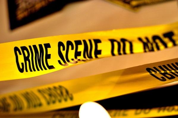Crime Scene - Personal Branding Story
